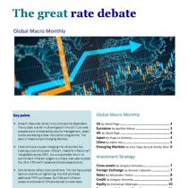 The great rate debate