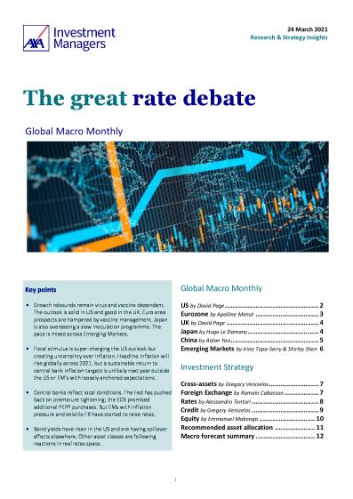 The great rate debate