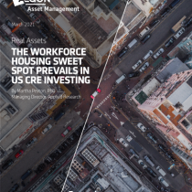 The Workforce Housing Sweet Spot Prevails in US CRE Investing