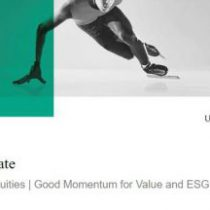 Podcast: Good Momentum for Value and ESG investing