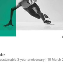 UBP: A happy and sustainable 3-year anniversary