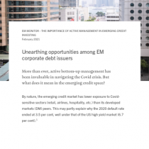 Unearthing opportunities among EM corporate debt issuers