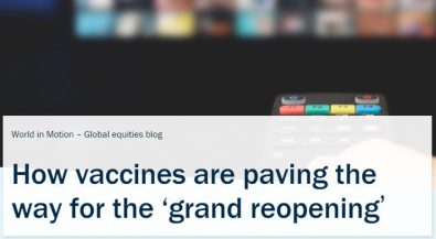 How vaccines are paving the way for the 'grand reopening'