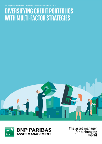 Diversifying Credit Portfolios With Multi-Factor Strategies