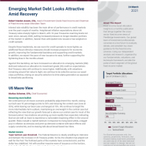 Emerging Market Debt Looks Attractive Amid Recovery