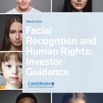 Facial Recognition and Human Rights: Investor Guidance