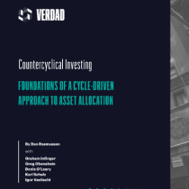 Foundations of a cycle-driven approach to asset allocation