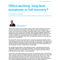 Office-working: long-term symptoms or full recovery?