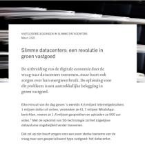 Slimme datacenters: een revolutie in groen vastgoed