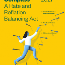 A Rate and Reflation Balancing Act