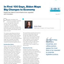 In First 100 Days, Biden Maps Big Changes to Economy