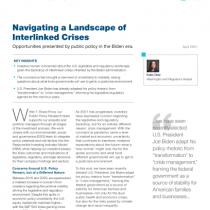 Navigating a Landscape of Interlinked Crises