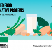 Plant-Based Food and Alternative Proteins