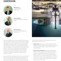 Private Credit Outlook 2021