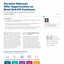 Duration Hideouts Offer Opportunities as Bond Sell‑Off Continues
