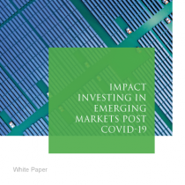 Impact investing in emerging markets post COVID-19