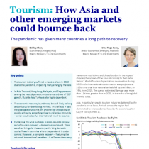 Tourism: How Asia and other emerging markets could bounce back
