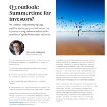 AA Q3 outlook: Summertime for investors? 2021