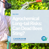 Agrochemical Long-tail Risks: Can Dead Bees Sting?