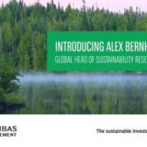 Video: Bringing sustainable insights and solutions to investors