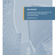 EBA report