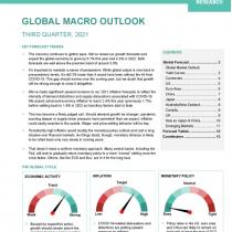 Global Macro Outlook Third Quarter, 2021