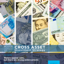 July/August 2021 CROSS ASSET Investment Strategy