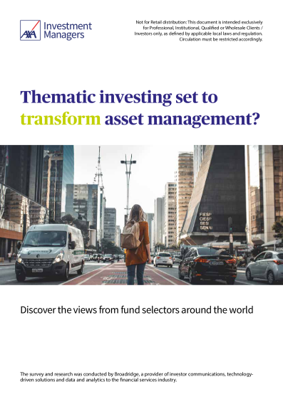 Thematic investing set to transform asset management?
