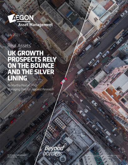 UK growth prospects rely on the bounce and the silver lining