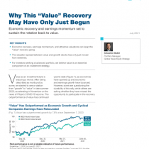 """Why This """"Value"""" Recovery May Have Only Just Begun"""