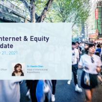 China Internet & Equity Market Update – Q2 2021