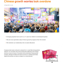Chinese growth worries look overdone