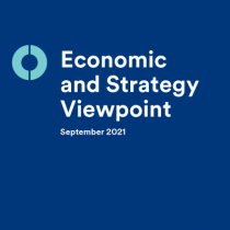 Economic and Strategy Viewpoint September 2021