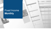Fixed Income Monthly – July 2021