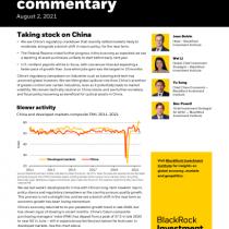 Taking stock on China