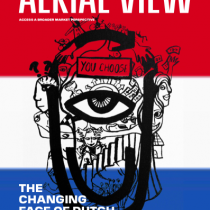 Aerial View Magazine: The Changing Faces of Dutch Pensions