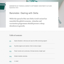 Barometer: Dealing with Delta