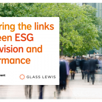 Exploring the links between ESG supervision and performance