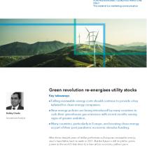 Green revolution re-energises utility stocks