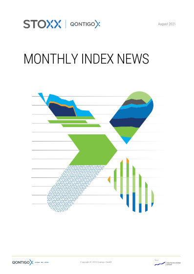 STOXX Monthly Index News – August
