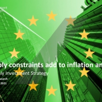 Supply constraints add to inflation angst