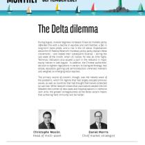 The Delta dilemma