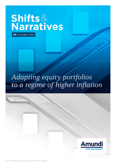 Adapting equity portfolios to a regime of  higher higher inflation